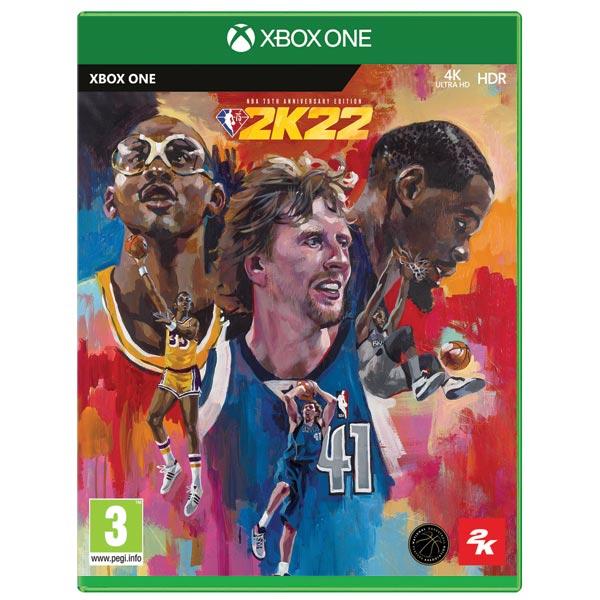 NBA 2K22 (75th Anniversary Edition)