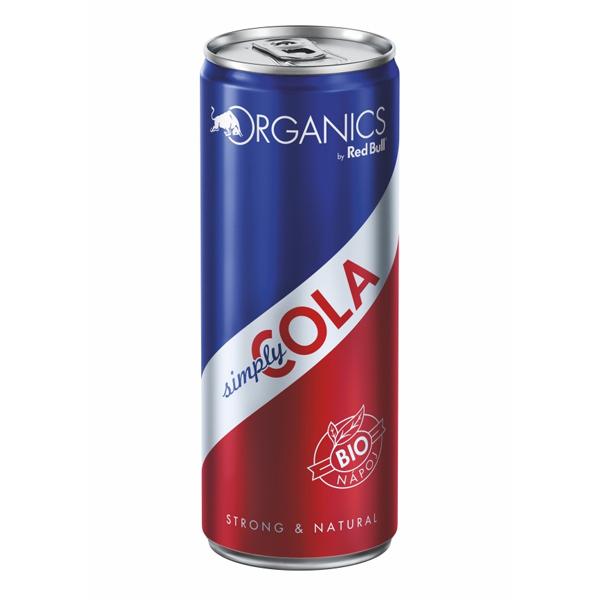 ORGANICS by Red Bull Simply Cola - 250ml