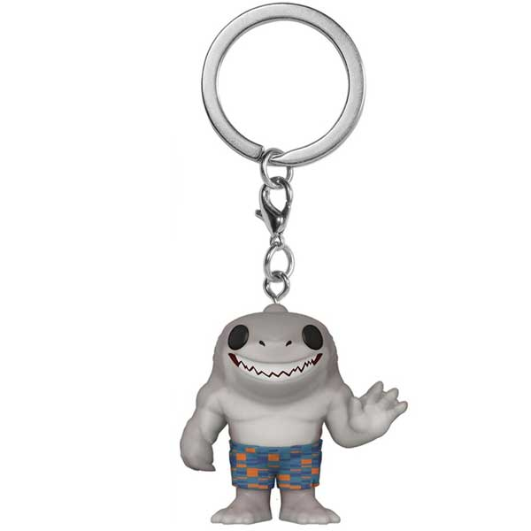 POP! Kľúčenka King Shark (The Suicide Squad) KEY560085