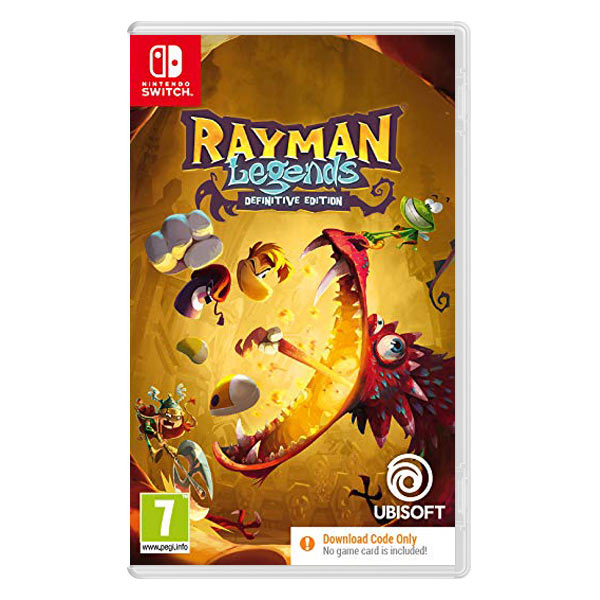 Rayman Legends (Definitive Edition)