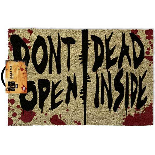 Rohožka Don't Open Dead Inside (Walking Dead)