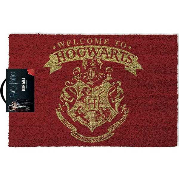 Rohožka Welcome to Hogwarts ((Harry Potter)