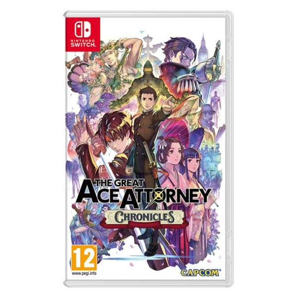The Great Ace Attorney: Chronicles