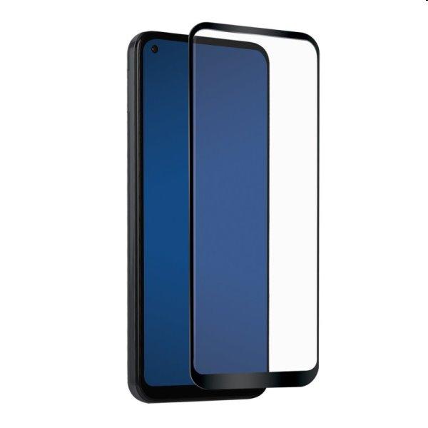 Tvrdené sklo SBS Full Cover pre Samsung Galaxy 32 5G - A326B /A12 - A125F, čierne
