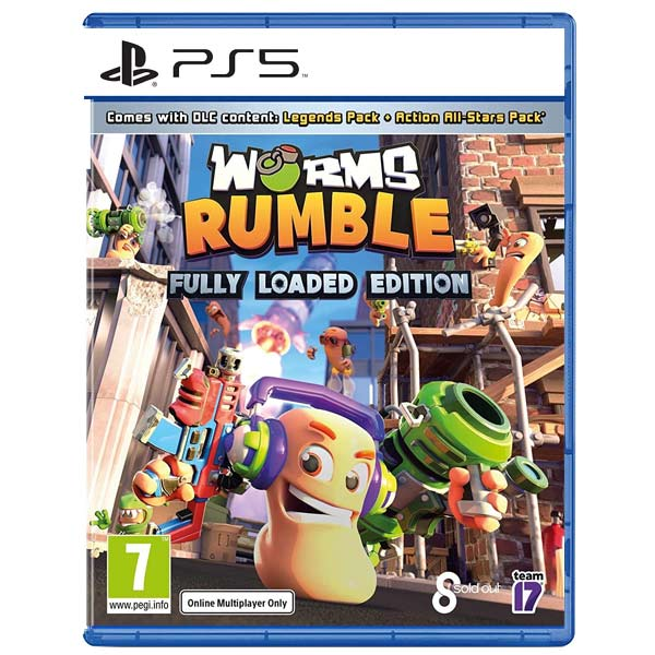 Worms Rumble (Fully Loaded Edition)
