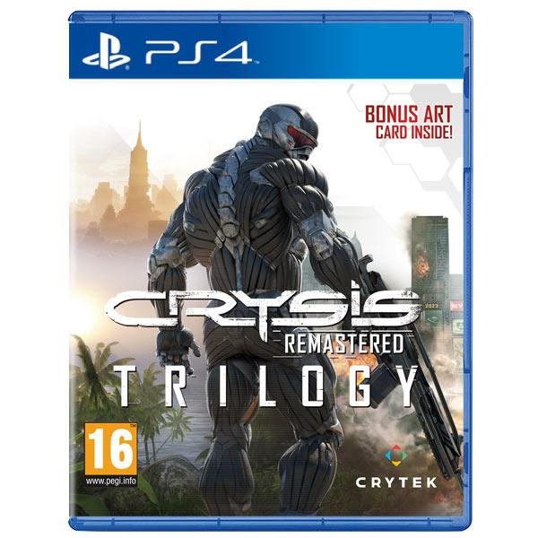 Crysis:Trilogy (Remastered)