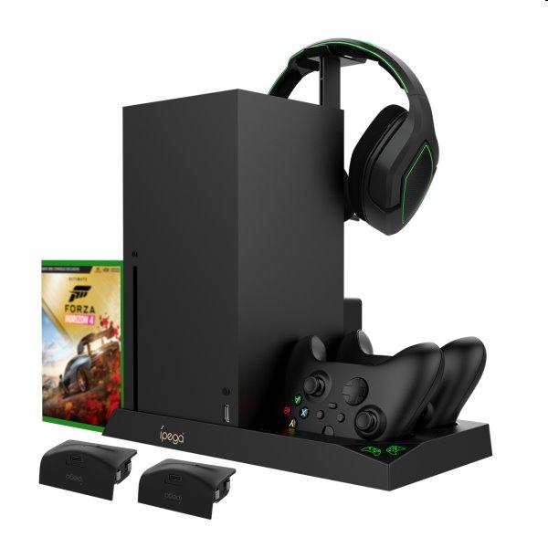 Dokovacia stanica iPega XBX013 pre Xbox Series X, Wireless controller a headset PG-XBX013