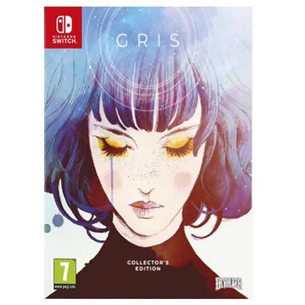 Gris (Collector's Edition) NSW