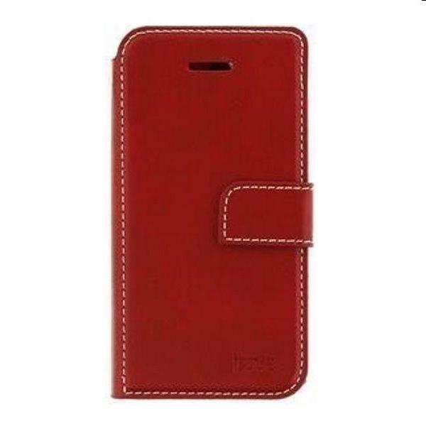 Knižkové puzdro pre Oppo Reno5 5G, červené