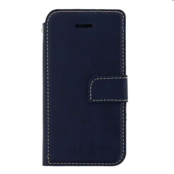 Molan Cano knižkové puzdro pre Motorola Edge 20, modré 57983105385
