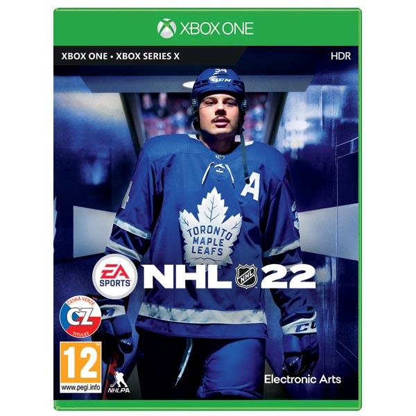 NHL 22 CZ XBOX ONE