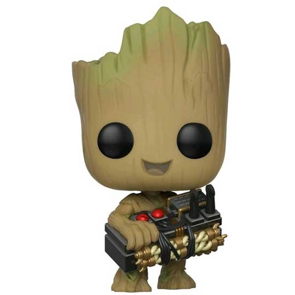 POP! Groot (Marvel) Exclusive Edition