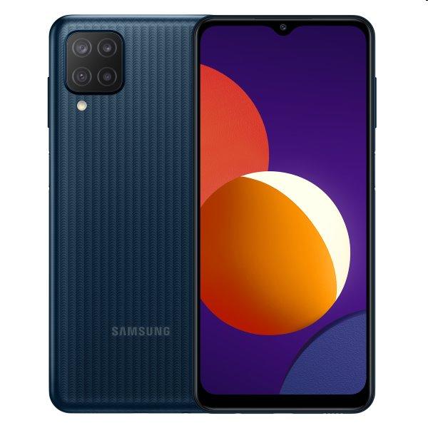 Samsung Galaxy M12, 4/128GB, black   nový tovar, neotvorené balenie