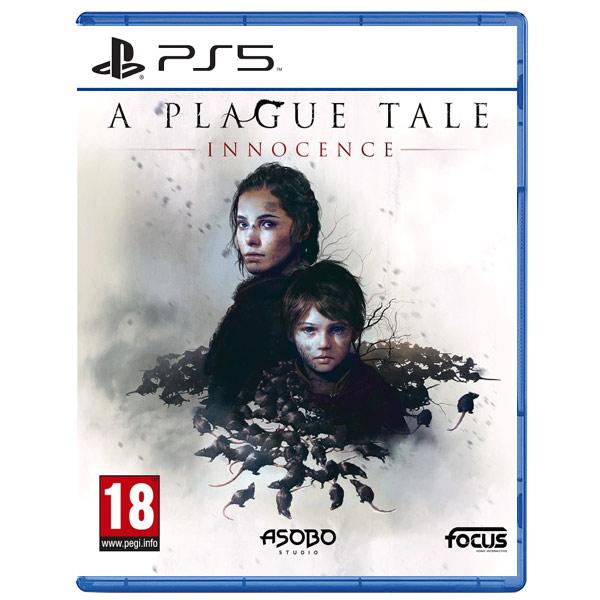 A Plague Tale: Innocence CZ