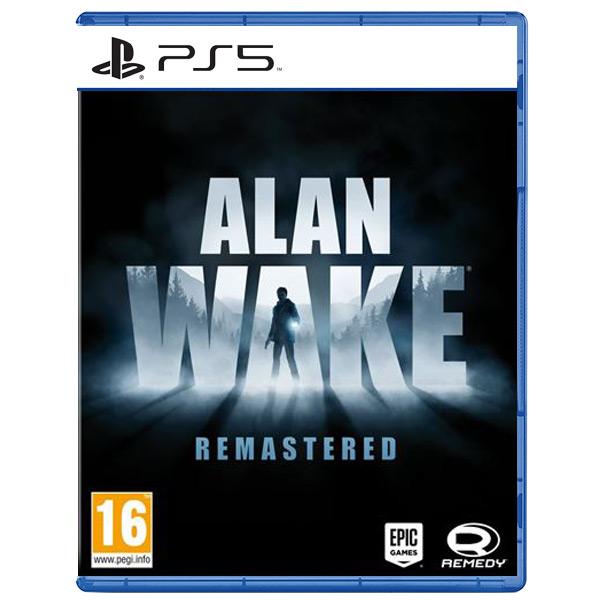 Alan Wake (Remastered)