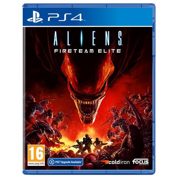 Aliens: Fireteam Elite CZ [PS4] - BAZÁR (použitý tovar)
