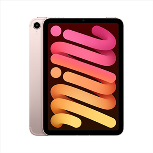 Apple iPad mini (2021) Wi-Fi + Cellular 64GB, pink MLX43FD/A