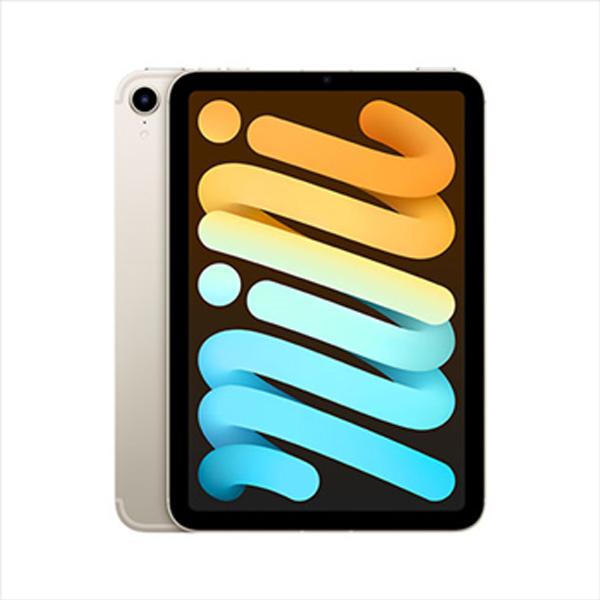 Apple iPad mini (2021) Wi-Fi + Cellular 64GB, starlight MK8C3FD/A