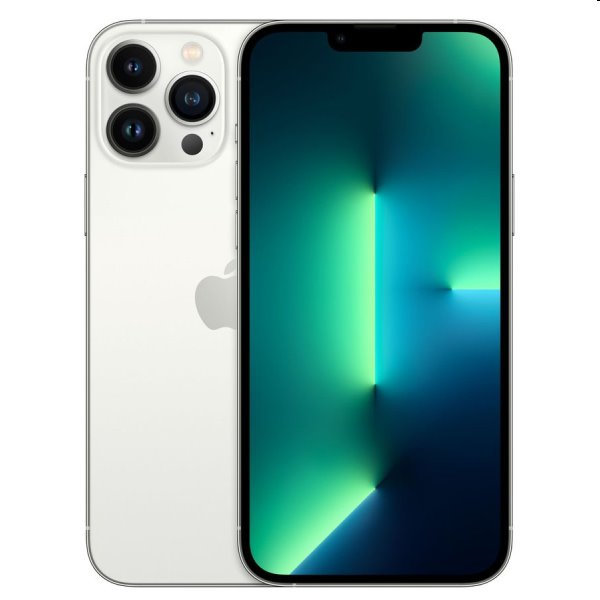 Apple iPhone 13 Pro 256GB, silver MLVF3CN/A