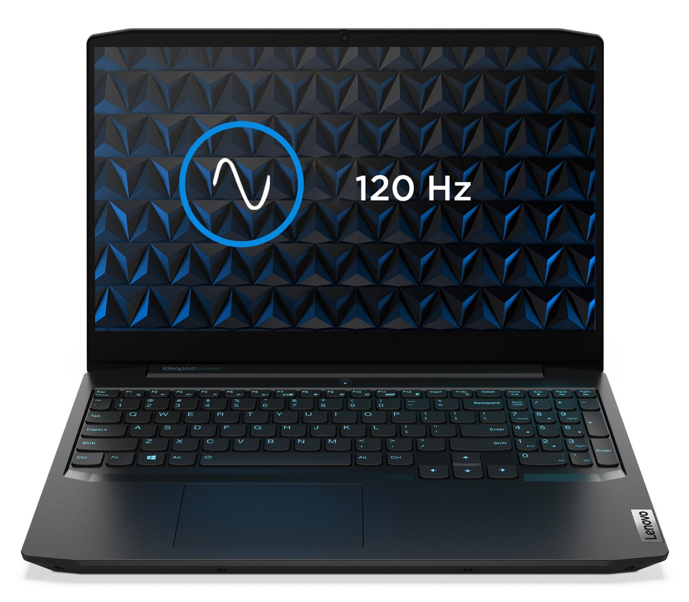 "Lenovo Gaming 3 15IMH05 i7-10750H 16GB 1TB-SSD 15,6""FHD IPS AG GTX1650Ti-4GB Win10 Black 81Y4019TCK"
