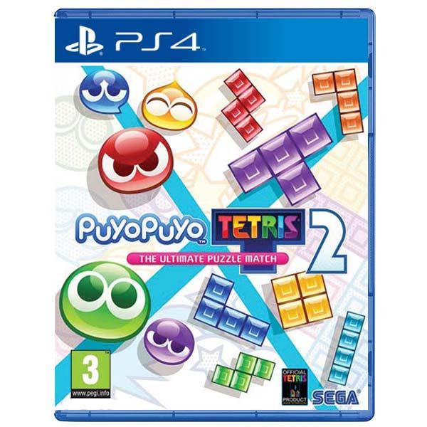 Puyo Puyo Tetris 2 [PS4] - BAZÁR (použitý tovar)