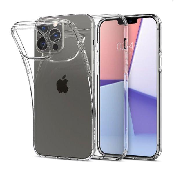 Puzdro Spigen Liquid Crystal pre Apple iPhone 13 Pro, clear
