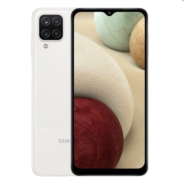 Samsung Galaxy A12 - A127F, 4/64GB, white SM-A127FZWVEUE