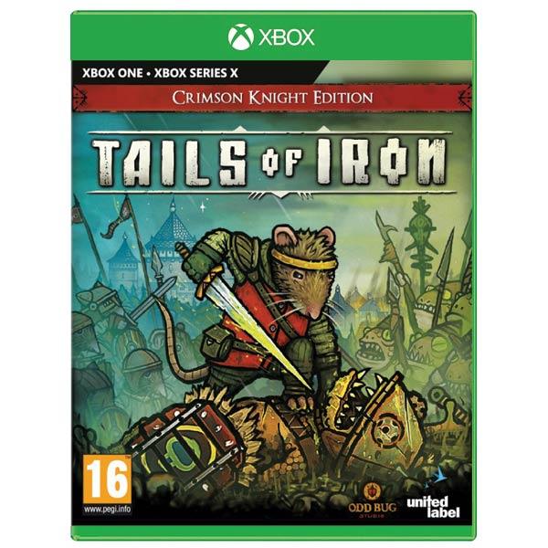 Tails of Iron (Crimson Knight Edition)