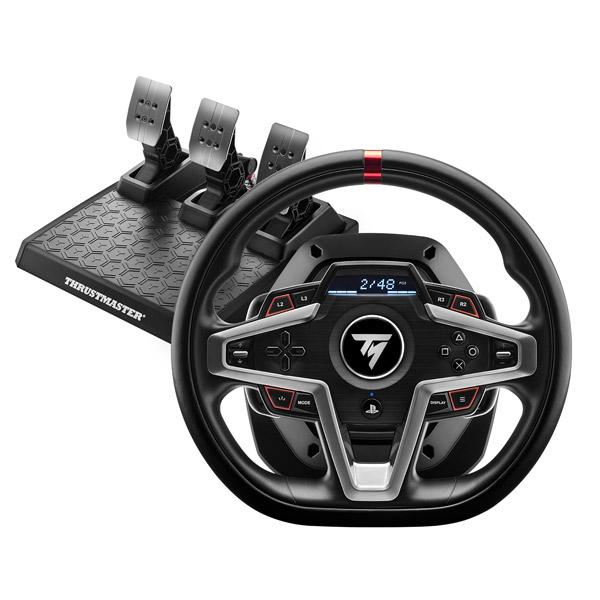Thrustmaster Sada volantu a pedálov T248 pre PS5/PS4/PC