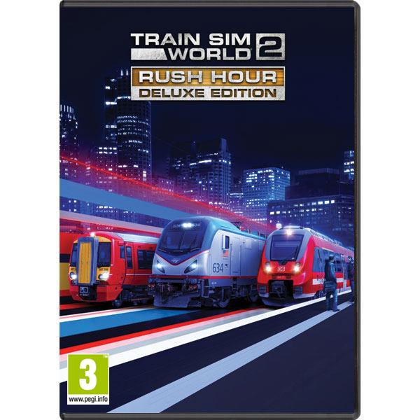Train Sim World 2: Rush Hour (Deluxe Edition) PC