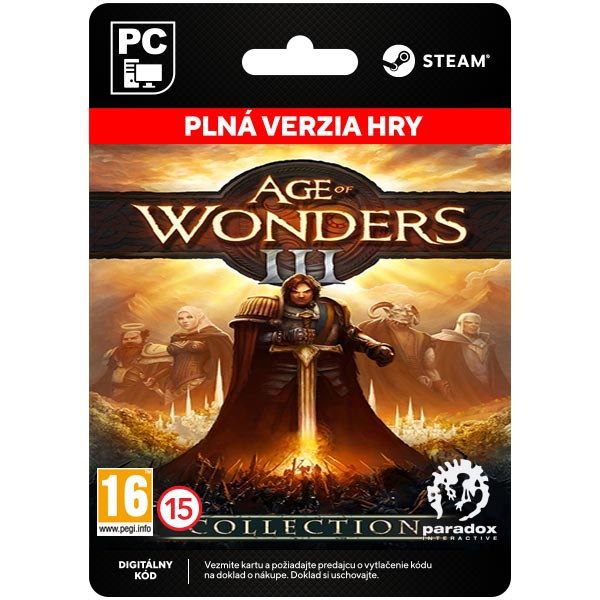 Age of Wonders 3 Collection [Steam]