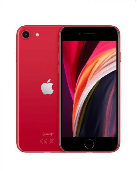 Apple iPhone SE (2020) 64GB   Red, Trieda B - použité s DPH, záruka 12 mesiacov