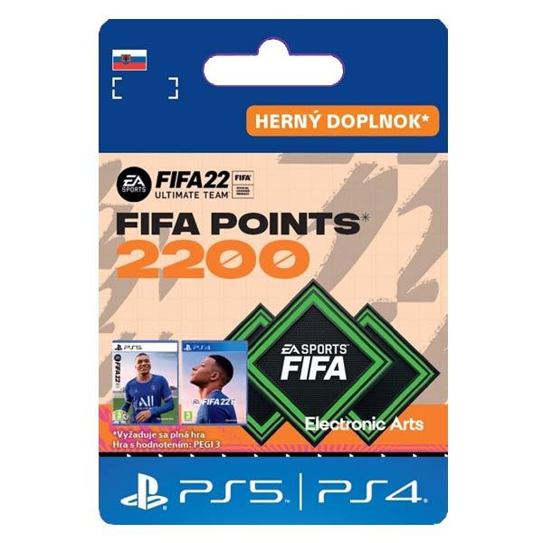 FIFA 22 (SK 2200 FIFA Points)
