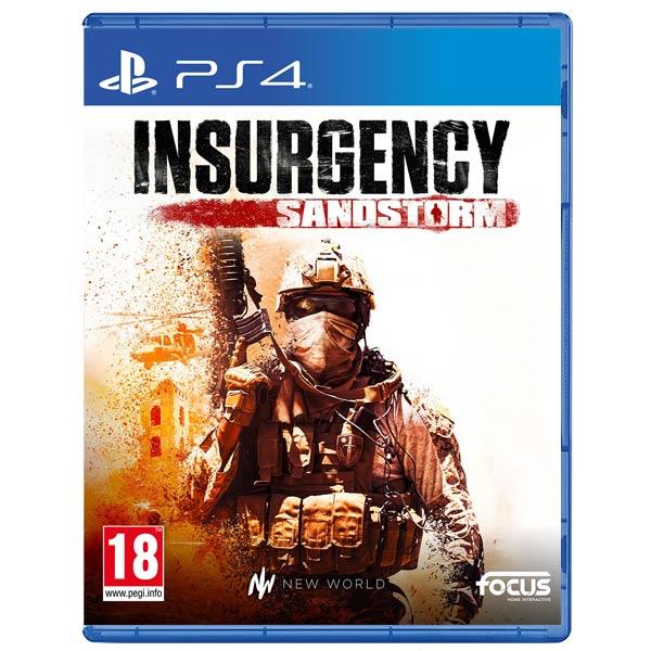Insurgency: Sandstorm [PS4] - BAZÁR (použitý tovar)