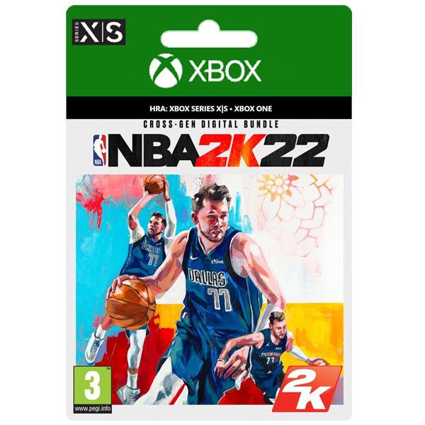 NBA 2K22 (Cross-Gen Digital Bundle)