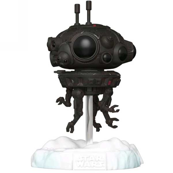 POP! Deluxe: Battle at Echo Base Probe Droid (Star Wars 40Years The Empires Strikes Back) POP-0375