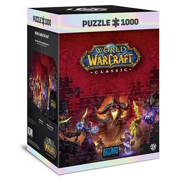 Puzzle World of Warcraft Classic: Onyxia (Good Loot)