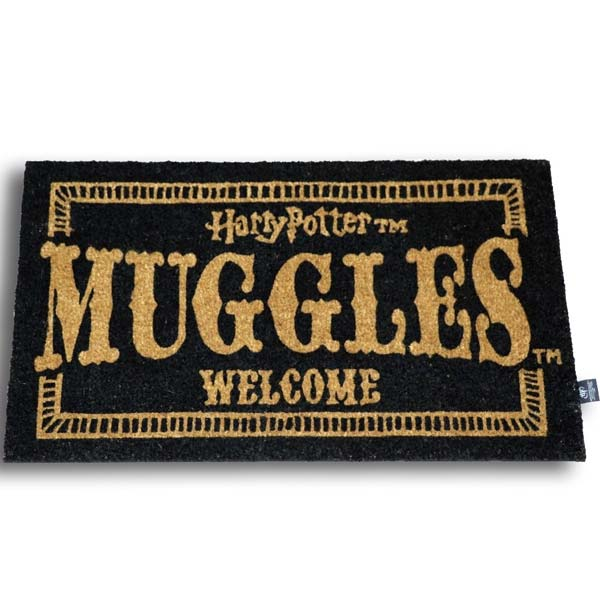Rohožka XMuggles Welcome (Harry Potter) SDTWRN23322