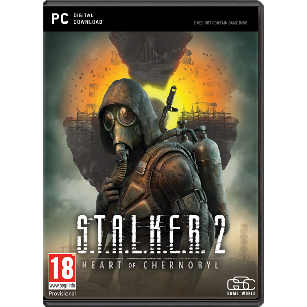 S.T.A.L.K.E.R. 2: Heart of Chernobyl (Limited Edition)