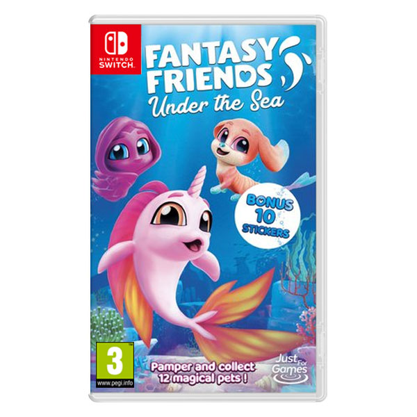 Fantasy Friends: Under the Sea NSW