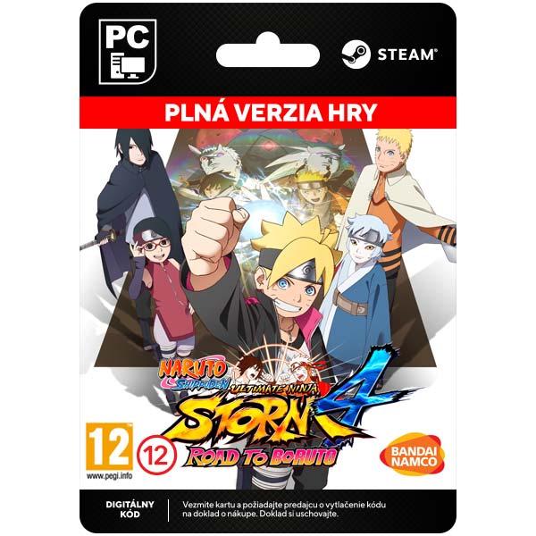 Naruto Shippuden: Ultimate Ninja Storm 4 (Road to Boruto) [Steam]