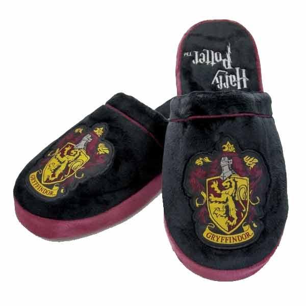 Papuče Gyffindor 38 41 (Harry Potter)