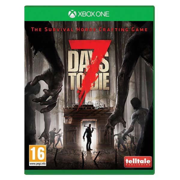 7 Days to Die [XBOX ONE] - BAZÁR (použitý tovar)