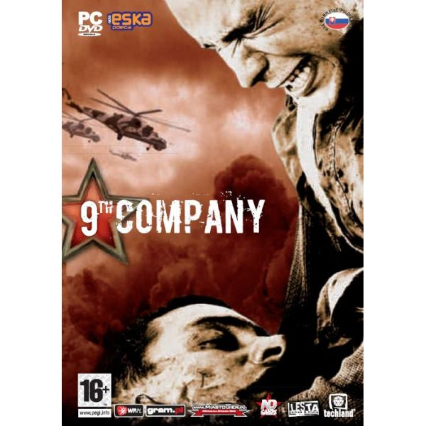 9th Company: Roots of Terror CZ