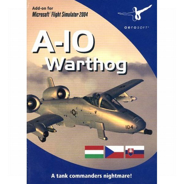 A-10 Warthog: Add-on for Microsoft Flight Simulator 2004
