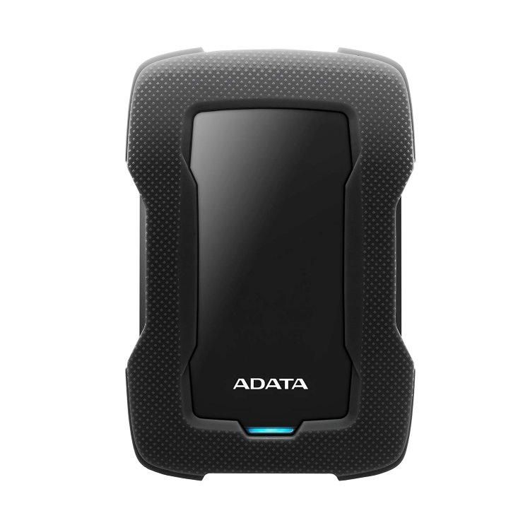 A-Data HDD HD330, 1TB, USB 3.2 (AHD330-1TU31-CBK), Black AHD330-1TU31-CBK