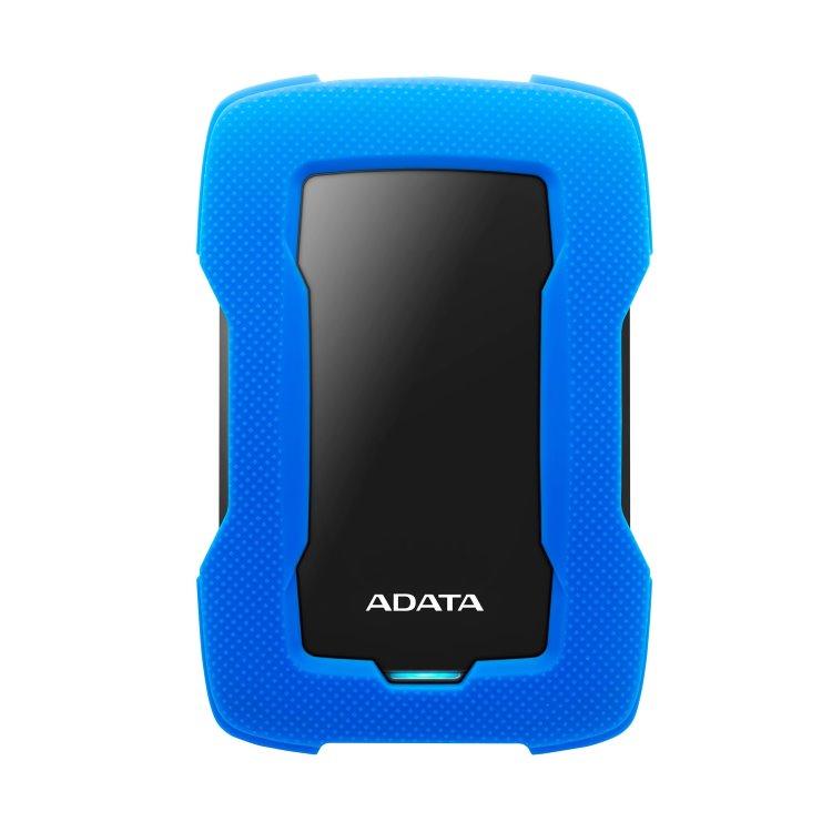 A-Data HDD HD330, 1TB, USB 3.2 (AHD330-1TU31-CBL), Blue AHD330-1TU31-CBL