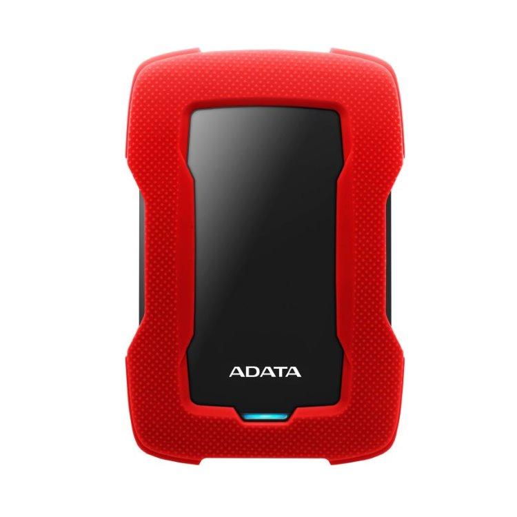 A-Data HDD HD330, 1TB, USB 3.2 (AHD330-1TU31-CRD), Red AHD330-1TU31-CRD