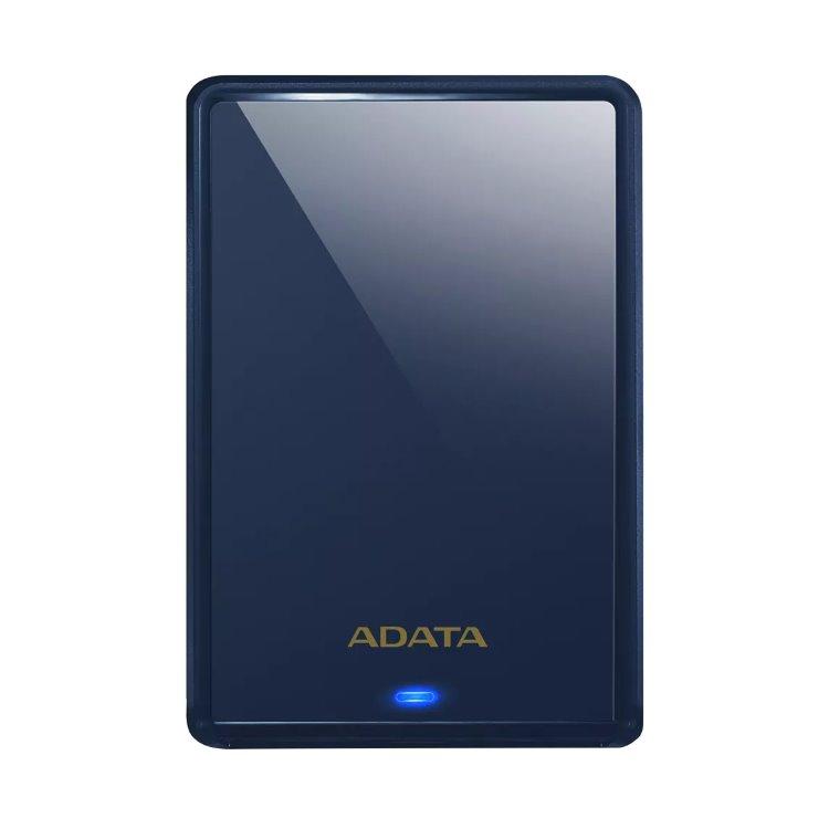 A-Data HDD HD620S, 1TB, USB 3.2 (AHV620S-1TU31-CBL), Blue AHV620S-1TU31-CBL