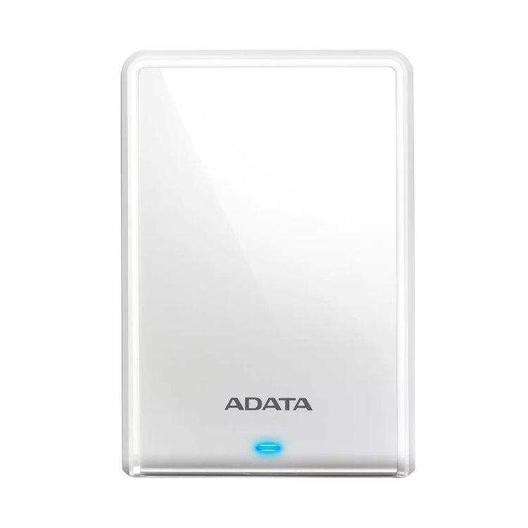 A-Data HDD HD620S, 1TB, USB 3.2 (AHV620S-1TU31-CWH), White AHV620S-1TU31-CWH